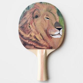 Paddel KÖNIGS OF THE JUNGLE Tischtennis Schläger