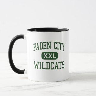 Paden Stadt - Wildkatzen - hoch - Paden Stadt Tasse