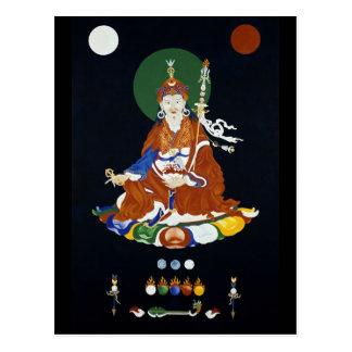Padmasambhava [Postkarte] Postkarten