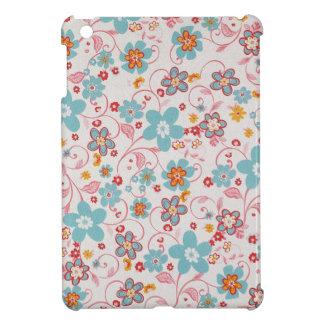 padrrão Blumenblaufisch Hüllen Für iPad Mini