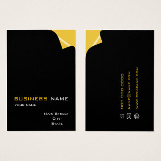 page_turn_business_card visitenkarte
