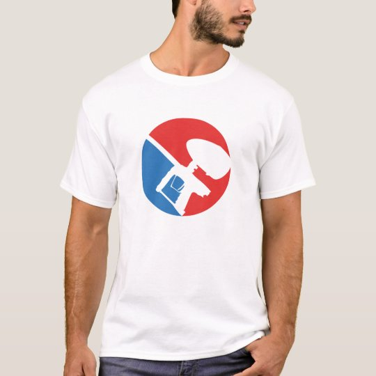 paintball markierer T-Shirt