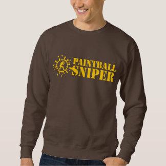 Paintball-Scharfschütze Sweatshirt