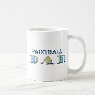 PaintballDad Tasse