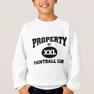 Paintballverein Sweatshirt