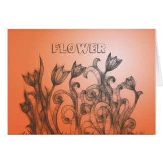 PaintingFlowers Cards