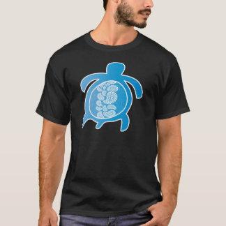 Paisely-Muschel-Schildkröte T-Shirt
