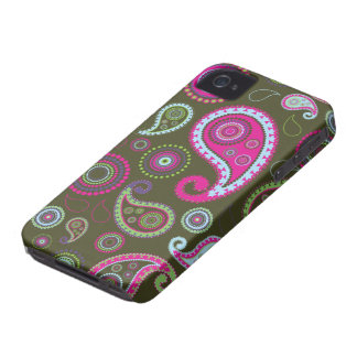 Paisley Case-Mate iPhone 4 Hülle