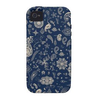 Paisley iPhone 4/4S Case