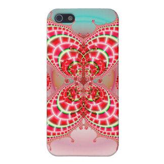 Paisley-Melonen, die ausgebufftes iPhone 5/5S Etui Fürs iPhone 5