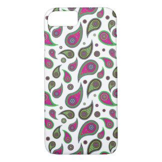 Paisley-Muster iPhone 7 Hüllen