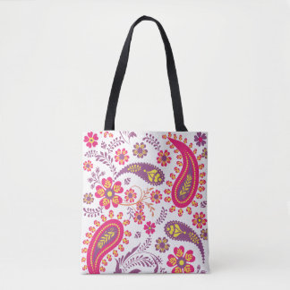 Paisley-Muster Tasche