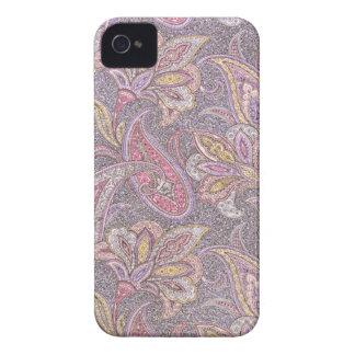 Paisley- und Blumenmuster Case-Mate iPhone 4 Hüllen