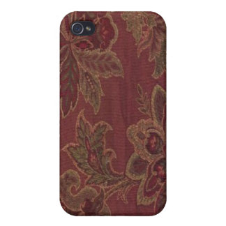 Paisley-Wein-Goldweises Speck-Kasten iPhone 4 iPhone 4/4S Cover