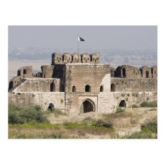 Pakistan, Dina. Talaqi Tor, wie von gesehen Postkarte