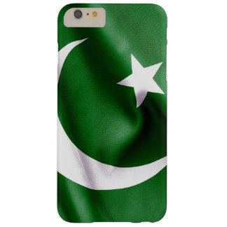 Pakistan-Flagge Barely There iPhone 6 Plus Hülle