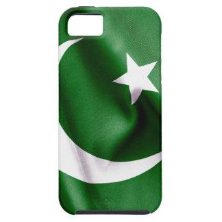 Pakistan-Flagge iPhone 5 Etui