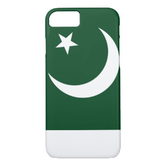Pakistan-Flagge iPhone 8/7 Hülle