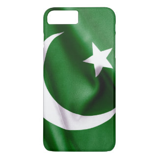 Pakistan-Flagge iPhone 8 Plus/7 Plus Hülle