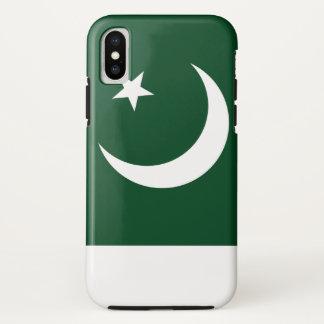 Pakistan-Flagge iPhone X Hülle