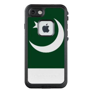 Pakistan-Flagge LifeProof FRÄ' iPhone 8/7 Hülle