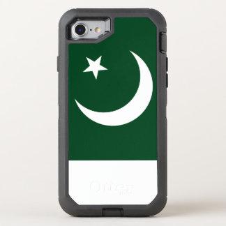 Pakistan-Flagge OtterBox Defender iPhone 8/7 Hülle