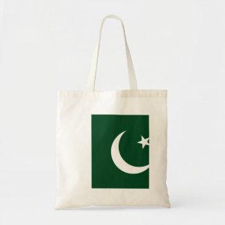 Pakistan-Flagge Tragetasche