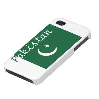 Pakistan iPhone 4 Cover