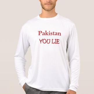 Pakistan liegen Sie T Shirt
