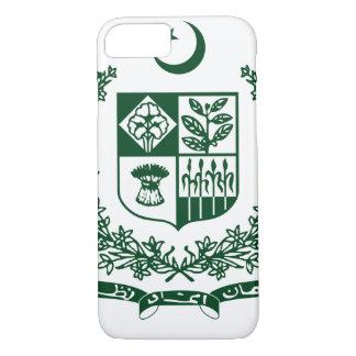 Pakistan-Wappen iPhone 8/7 Hülle