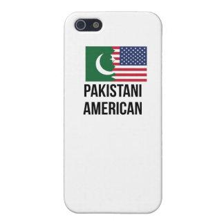 Pakistanische amerikanische Flagge Etui Fürs iPhone 5