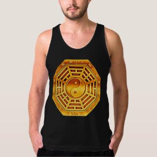 PaKua Symbol - Gold Tank Top