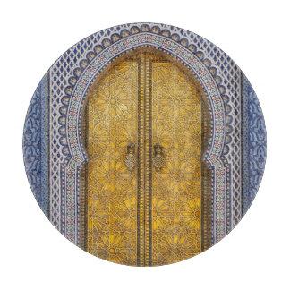 Palace Ornate Doors Könige Schneidebrett