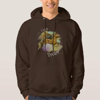 Palamino Pferd Dreamcatcher Hoodie