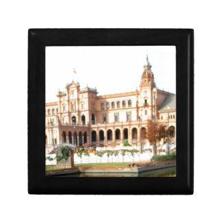 Palast auf dem Fluss Erinnerungskiste