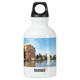 Palast Sans Fransisco von schönen Künsten Aluminiumwasserflasche