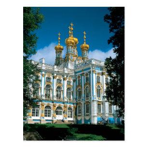 Palast St. Catherines Postkarte