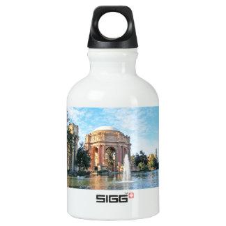 Palast von schönen Künsten - San Francisco Aluminiumwasserflasche
