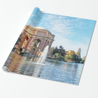 Palast von schönen Künsten - San Francisco Geschenkpapier