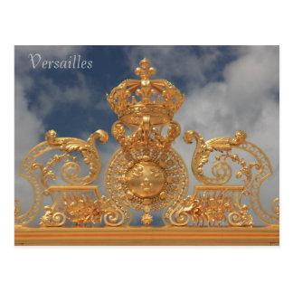 Palast von Versailles Postkarte