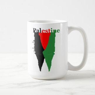 Palästina-Becher-Schrei für Palästina-Reihe Kaffeetasse