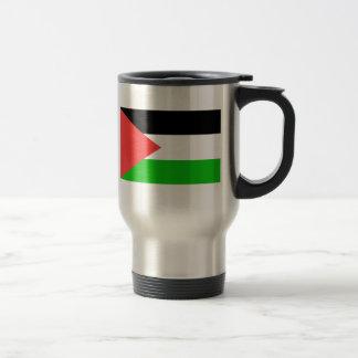 Palästina-Flagge Reisebecher