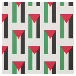 Palästina-Flagge Stoff