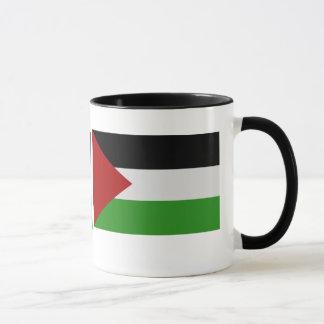 Palästina-Flagge Tasse