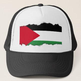 Palästina-Flagge Truckerkappe
