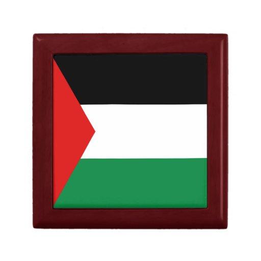 Palästina-Flaggen-Geschenkboxen