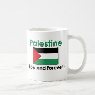 Palästina für immer (Grün) Kaffeetasse