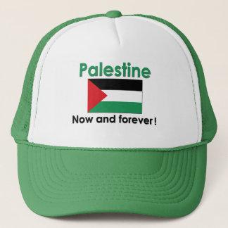 Palästina für immer (Grün) Truckerkappe