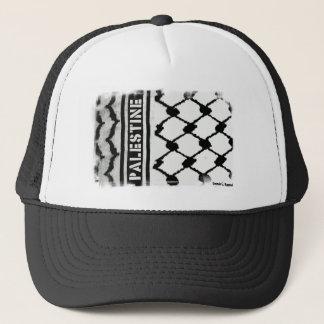 Palästina Keffiyah Truckerkappe