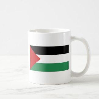 Palästina-Palästinenser-Flagge Kaffeetasse